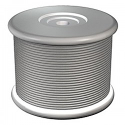spool steelwire 1,0 mm 2000 ml excl. vat 252.08  €.