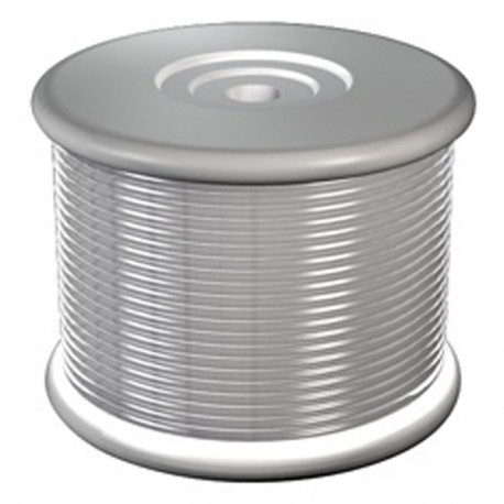 spool perlonwire 2,0 mm 100 m.  excl. vat 21.01 €.